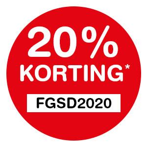 20% korting | Farmaline